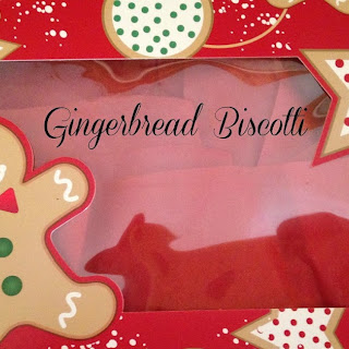 Gingerbread Biscotti Recipes