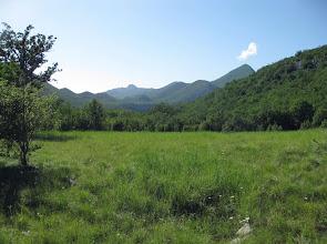 Photo: Het plateau boven Mala Paklenica