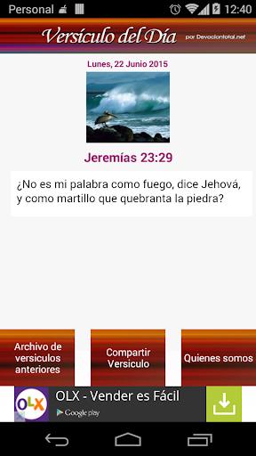 書籍必備APP下載|Versículo del Día 好玩app不花錢|綠色工廠好玩App