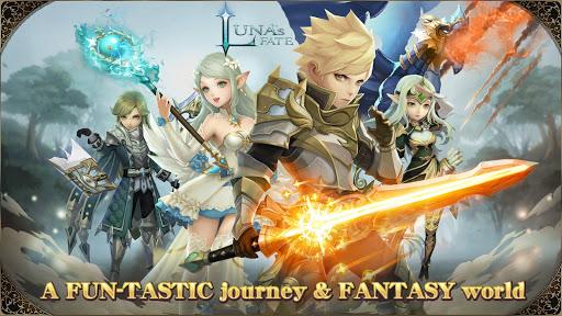 Lunau2019s Fate screenshots 1