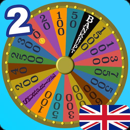 Word Fortune – Wheel of Phrases Quiz