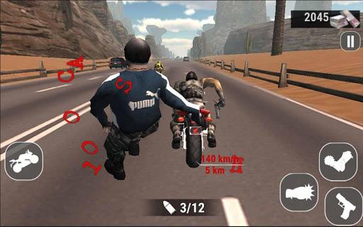 玩賽車遊戲App|特技自行车格斗:公路免費|APP試玩