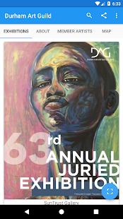 Durham Art Guild - náhled