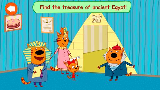 Kid-E-Cats: Adventures. A baby game apktram screenshots 5