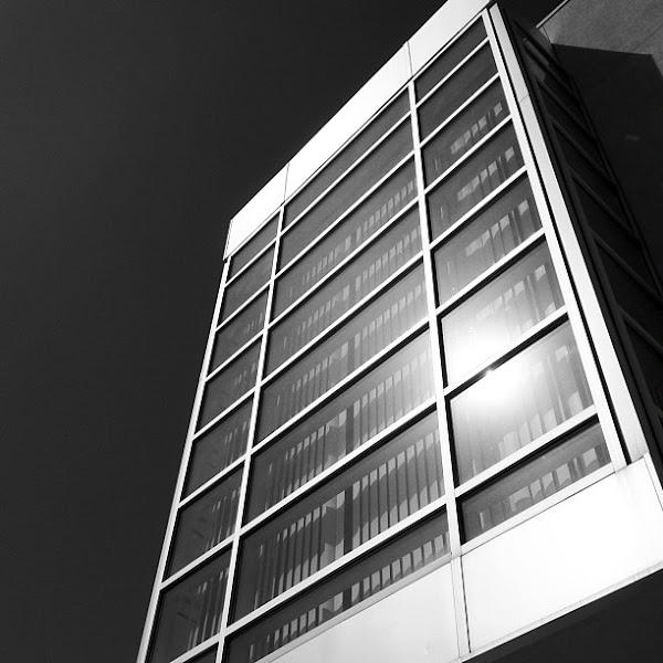 Photo: Can you identify this building on campus?