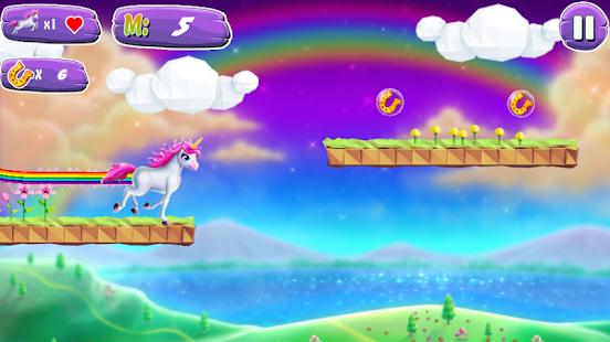 unicorn dash of evolution horse pony - náhled