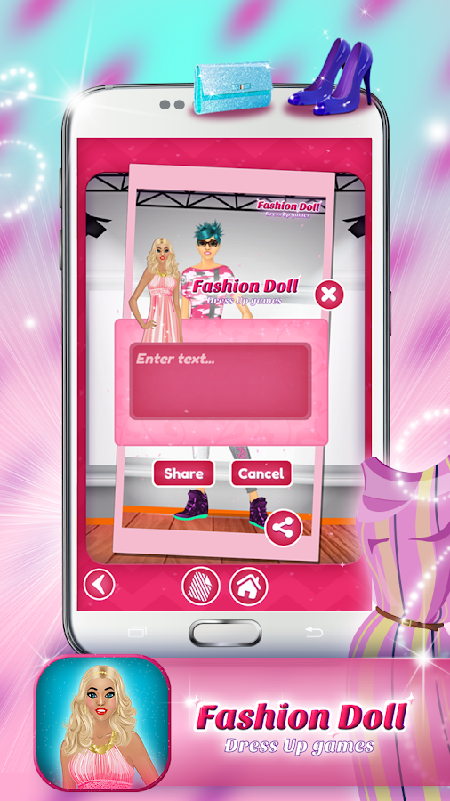 Fashion Doll Dress Up Games Android Apps On Google Play