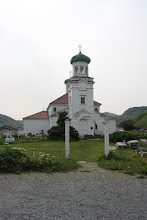 Photo: One of the oldest Russian churches in Alaska, in UnAlaska