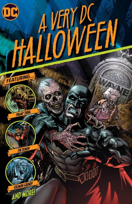 A Very DC Halloween (2019)