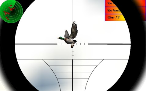 DUCK HUNTER 2016 screenshot 1