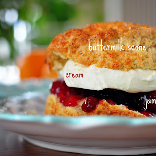 In Search Of The Perfect Scone