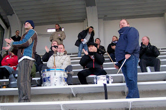 Photo: 13/11/10 v Nordvest (Danish League 2nd Division East) 0-1 - contributed by Gary Spooner
