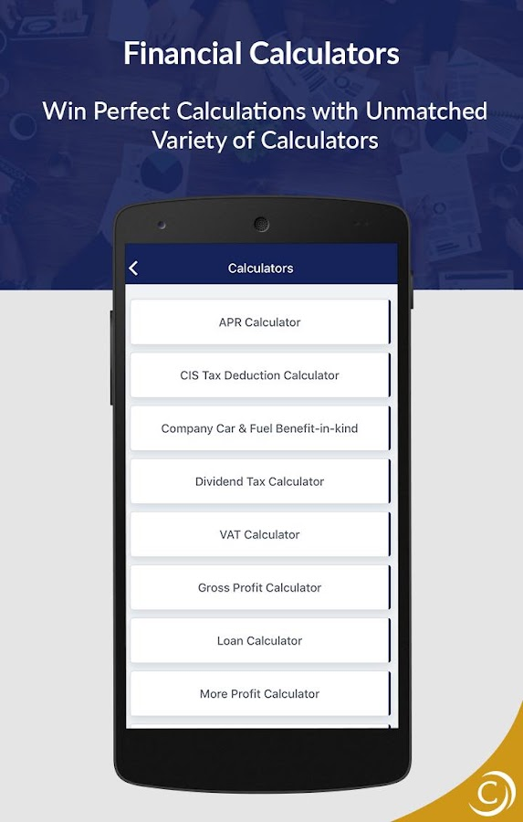 Certax London- screenshot