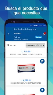 Farmacia Simán- screenshot thumbnail
