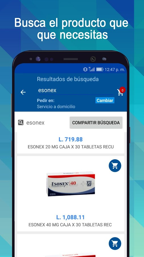 Farmacia Simán- screenshot