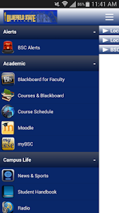 myBSCMobile- screenshot thumbnail