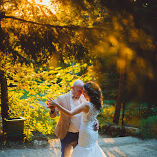Wedding photographer Kristina Prokhorova (kristi71). Photo of 09.09.2018
