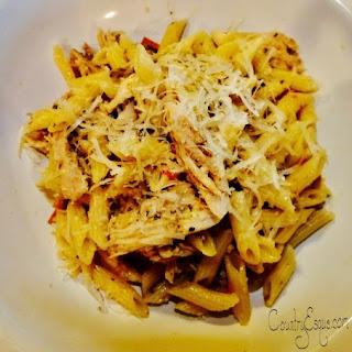 Instant Pot Chicken Pesto Recipe