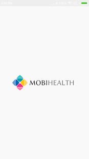 MobiHealth Reception - náhled
