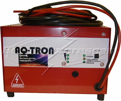 Laddare24V/60A vätskebatterier