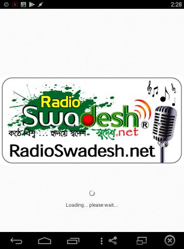 Radio Swadesh RJ Saimur