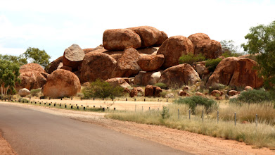 Photo: Year 2 Day 217 - The Devil's Marbles #5