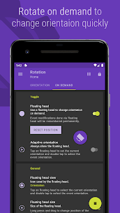 Rotation – Orientation Manager [AD-FREE] 2