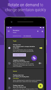 Rotation - Orientation Manager Mod