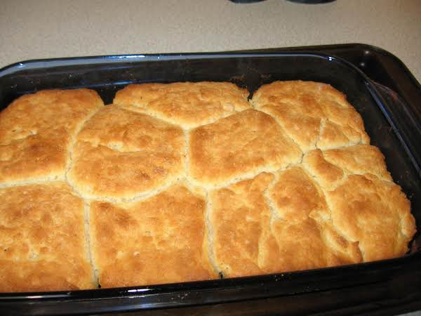 Almost Popeyes Biscuits