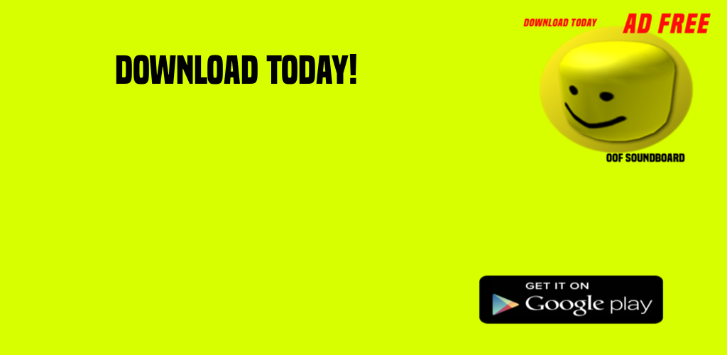 Download OOF SoundBoard Ad-Free APK latest version game for android devices