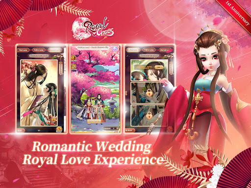 Royal Chaos–Enter A Dreamlike Kingdom of Romance - screenshot