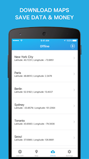 WiFi Finder - Free WiFi Map- screenshot thumbnail