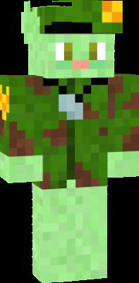 Flippy Minecraft Skin