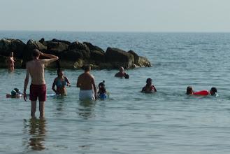 Photo: subito tutti in acqua!