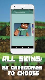 My Minecraft Skins Free Skins Premium MCPE 2020 2