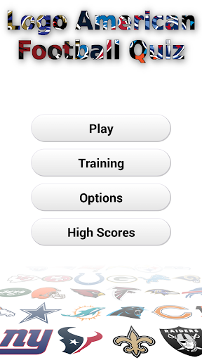Logo American Football Quiz Screenshot