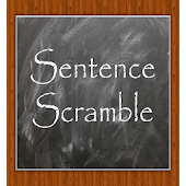 Sentence Scramble Word Game- Learning to Read