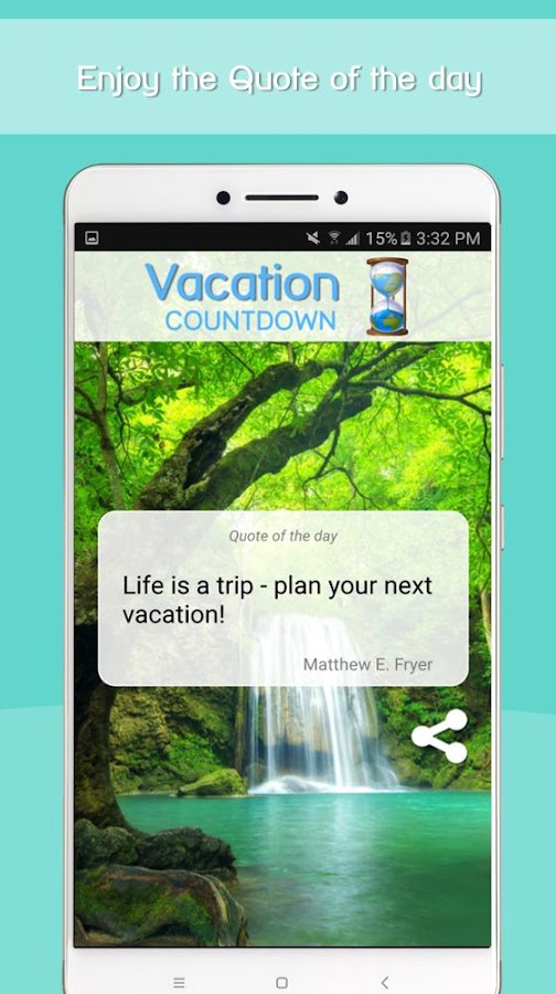 Top Vacation Countdown App - App Android su Google Play NM07