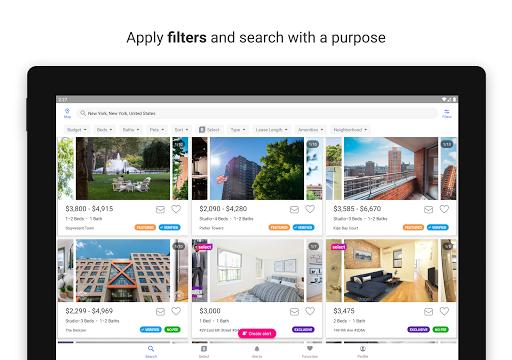 Zumper - Apartment Rental Finder Screenshots 10
