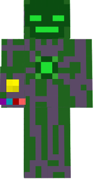 This skin was made by me only that before I was the one I said about the enderman and now it is what is a totally battered armor in iron man of green deception