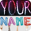 Designer - Write your name with fire APK Icon