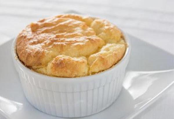 Potato And Cauliflower Souffle Recipe