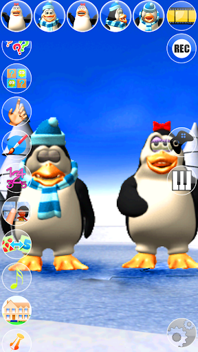 Talking Pengu and Penga Penguin  screenshot 6