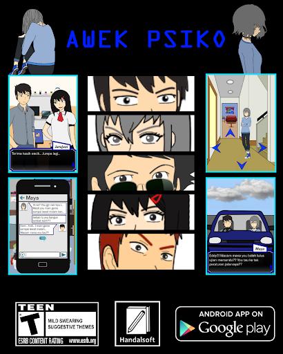 Awek Psiko 1.0.3 screenshots 5