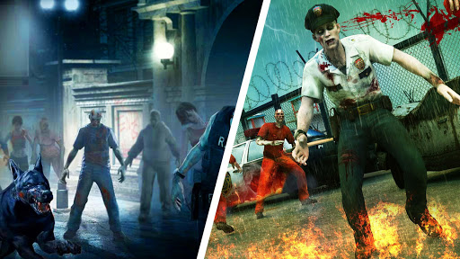 Zombie Survival Shooter: 3D FPS Kill Hunting War  screenshots 5
