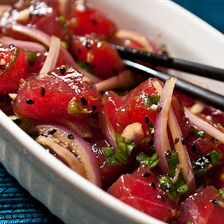 Hawaiian Poke Recipe