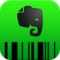 Barcodes for Evernote