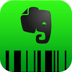 Barcodes for Evernote 1.0 Apk