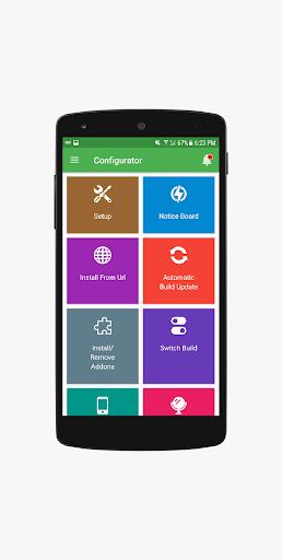 Configurator for Kodi - Complete Kodi Setup Wizard 17.5 screenshots 3