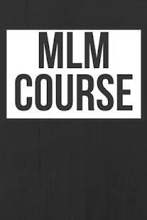 MLM Course - náhled